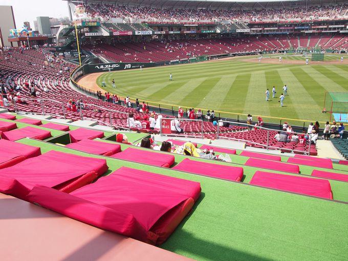 初めてのスタジアムを楽しむなら指定席がおすすめ!