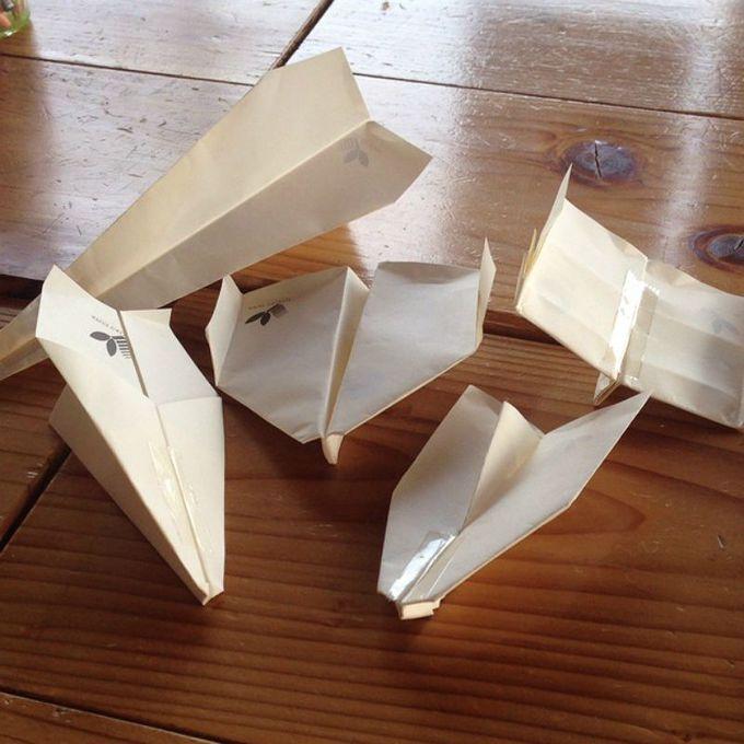 おすすめ紙飛行機「スーパーフィン」