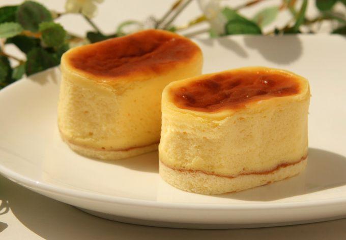 ふわしゅわ〜!上ノ原チーズケーキ