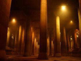 埼玉の世界最大級の地下建造物「首都圏外郭放水路」の見学方法