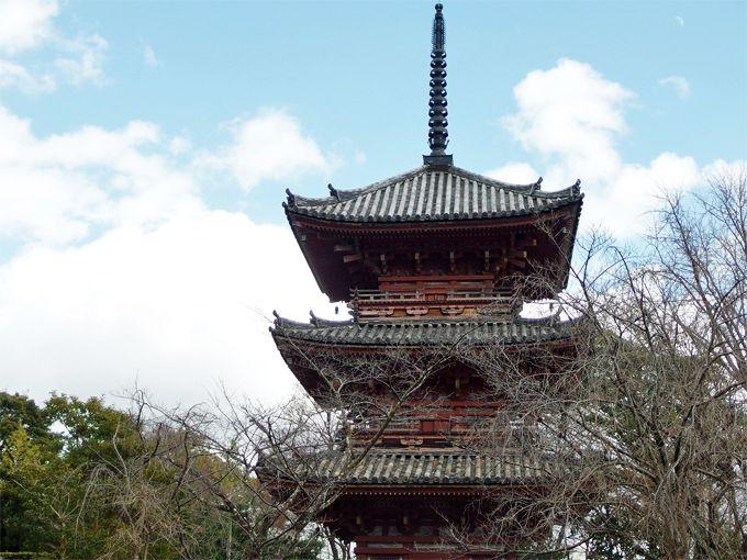 歴史ファンにもおすすめ!実は聖武天皇や豊臣秀吉とも縁の深い宝寺
