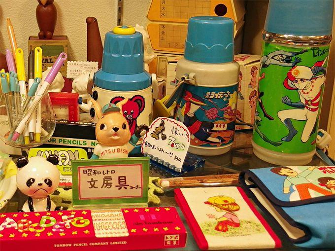 ゆるレトロな大阪が好き!昭和な町、中崎町で人気のレトロ雑貨ショップ4選