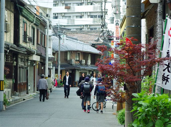中崎町と「昭和レトロ」