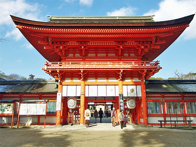 遥か有史以前に遡る!下鴨神社の歴史