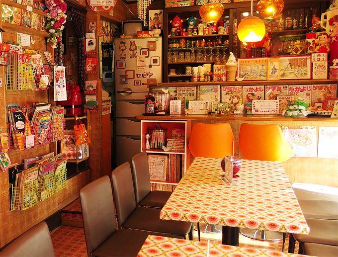 70年代の乙女たちの幸せな記憶!昭和レトロ喫茶「セピア」