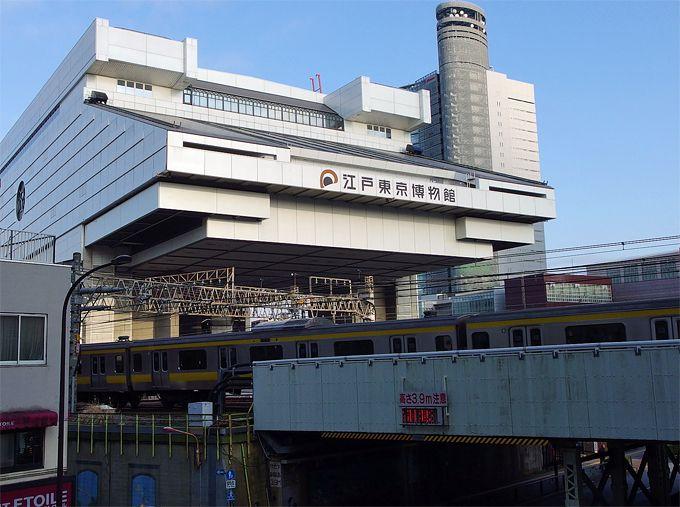 番外編〜江戸東京博物館
