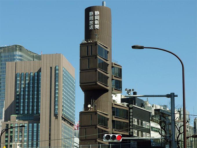 静岡新聞・静岡放送東京支社ビル