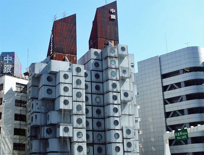 まるでSFの世界?!昭和が生んだ東京の近未来名建築4選