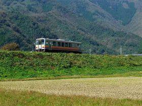 日本の原風景!山間の岡山県北〜鳥取を走る因美線、鉄旅の見所は?