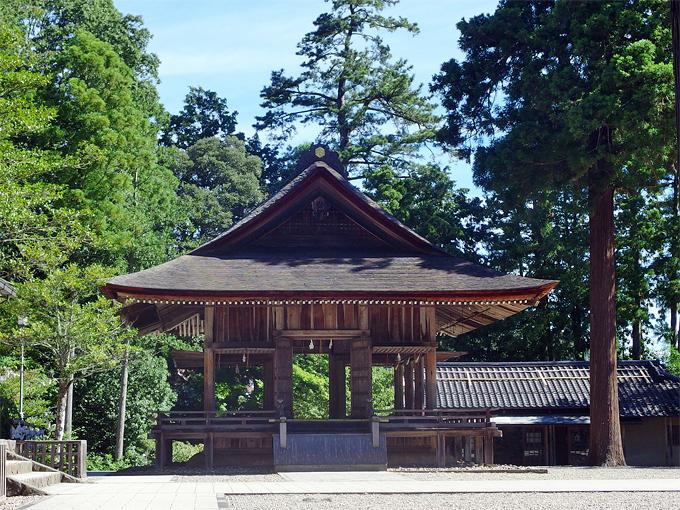 熊野大社は厳神スサノオノミコトが鎮まる「陽」の地