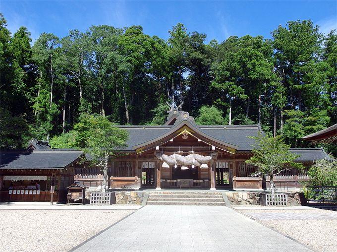 9.熊野大社/島根県