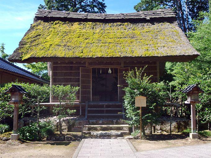 本当は出雲大社や和歌山の熊野よりも古い信仰の地?