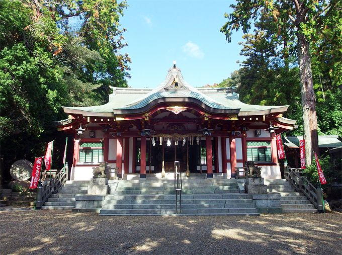 越木岩神社は、古代磐座信仰の聖地だった