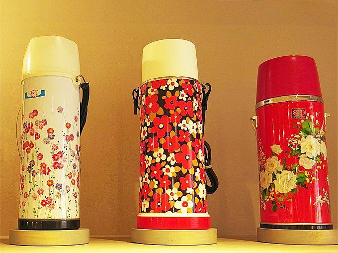 メーカーの枠を越え、個性豊かな魔法瓶が集う!「まほうびんの森」