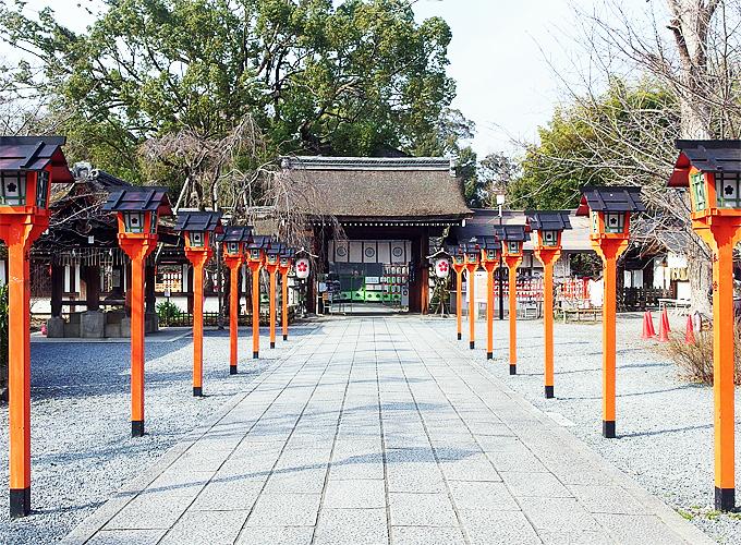 平野神社は、実は京都でも屈指の名社