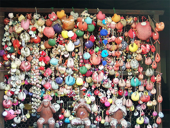 インスタ映えの八坂庚申堂は浄蔵が開いた寺だった!