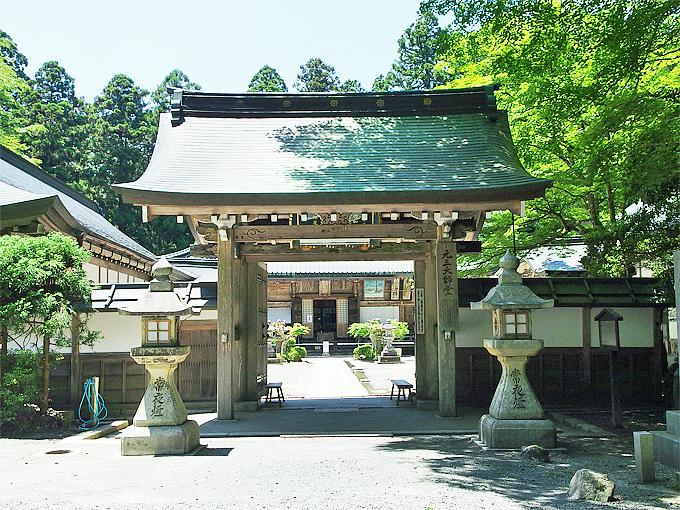 神秘の高僧・元三大師がお祀りされた「元三大師堂」