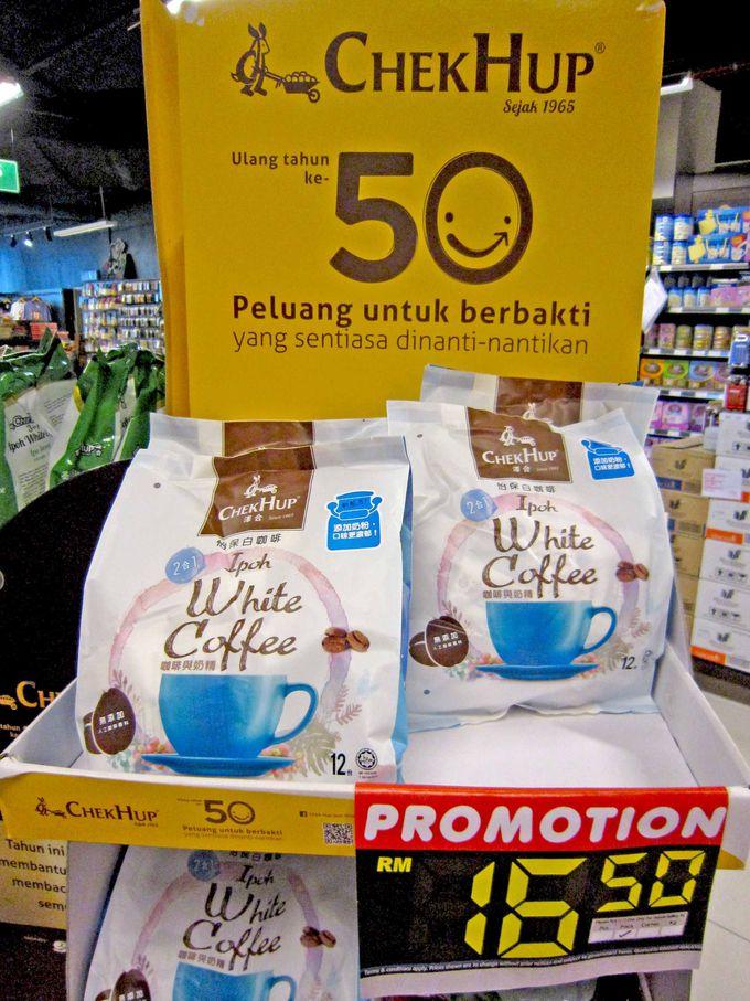 濃厚な美味しさが癖になるマレーシア名物「ホワイトコーヒー」