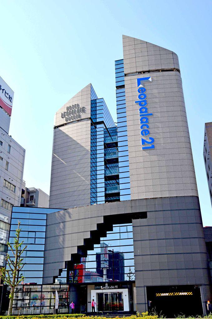 ナゴヤドームに一番近いホテル