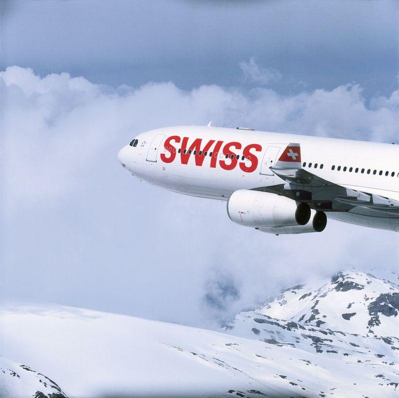 スイスインターナショナルエアラインズのビジネスクラスや機内食は女性も大満足!エコノミークラスも快適