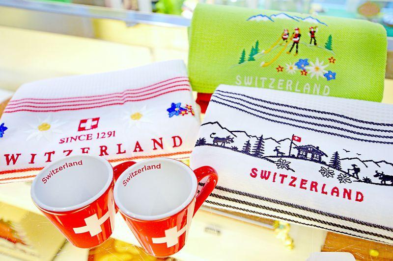 インスタ映えスイス土産が揃うインターラーケン「キルヒホーファー・トレンド・ショップ」