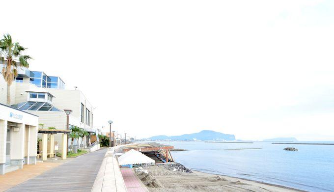 砂むし会館「砂楽」は指宿きっての観光スポット