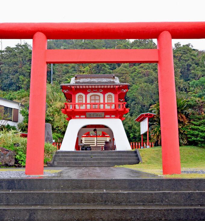 薩摩半島最南端の縁結び神社「龍宮神社」