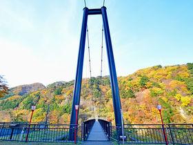 鬼怒川温泉「鬼怒楯岩大吊橋」は縁結びと子宝の穴場パワスポ