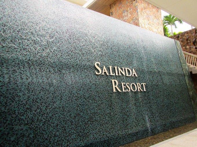 5つ星ラグジュアリーホテル「Salinda Resort」