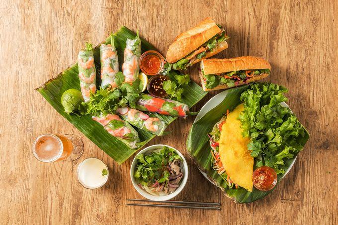ベトナムの食べ物
