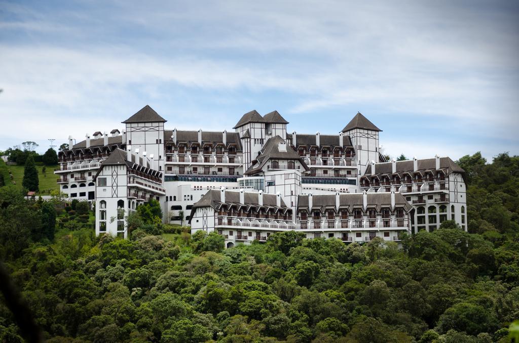 カンポス・ド・ジョルダンらしいホテルに滞在しよう!