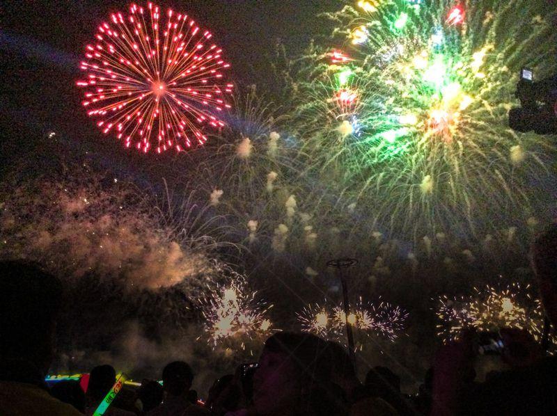 4月から2ヶ月連続開催! 台湾澎湖の花火を見に行こう!