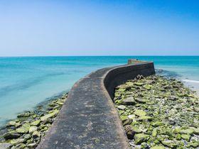 まるで天国への道!?台湾の離島「澎湖」の忘れられた港