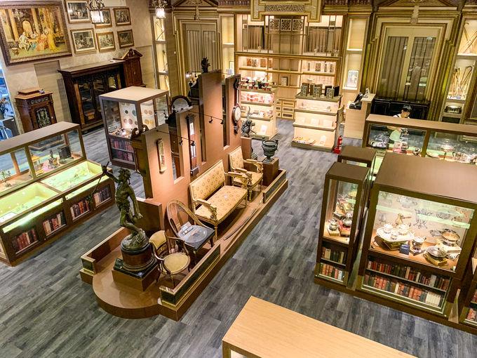 台湾最大級の個人コレクションによる博物館