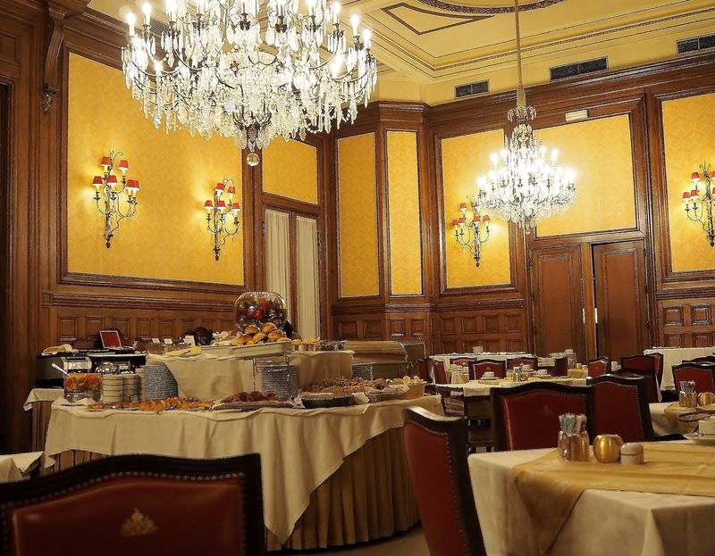 まるで王族気分!ポルトガル5つ星「アベニーダパレスホテルリスボン」