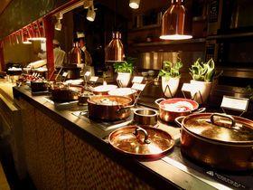 充実の朝食!ホテル「ソフィテル マカオ アットポンテ16」