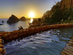 立地抜群、散歩道もお薦め!西伊豆・絶景の宿「堂ヶ島ホテル天遊」