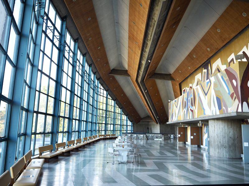 世界的建築家アントニン・レーモンドの建築を群馬県・高崎で!