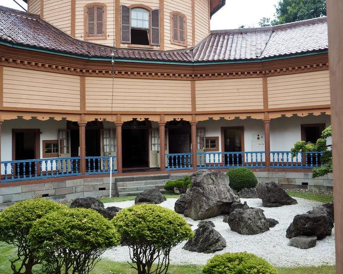 旧済生館は「擬洋風建築」としても貴重!