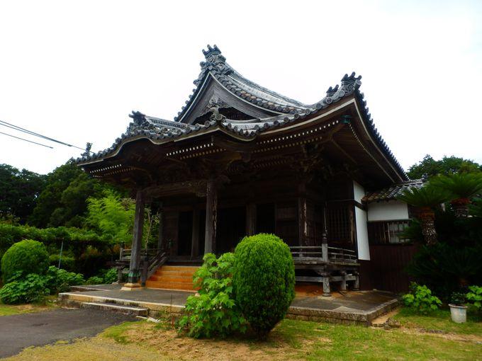1200年の歴史を持つ古刹・志摩国分寺