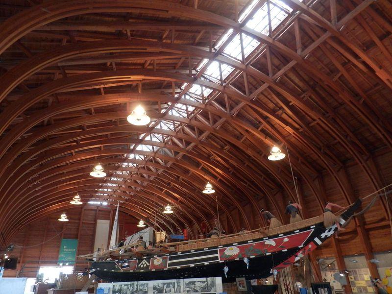 豪壮な建造物にも注目!海に生きる民の暮らしを紹介した志摩半島・海の博物館