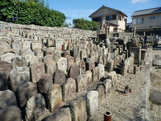千体石仏と茶の湯ゆかりの称名寺