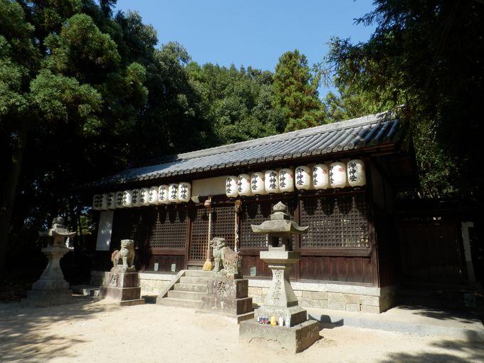 『竹取物語』は実話!?かぐや姫の養父「竹取の翁」(讃岐造)と関わりのある讃岐神社