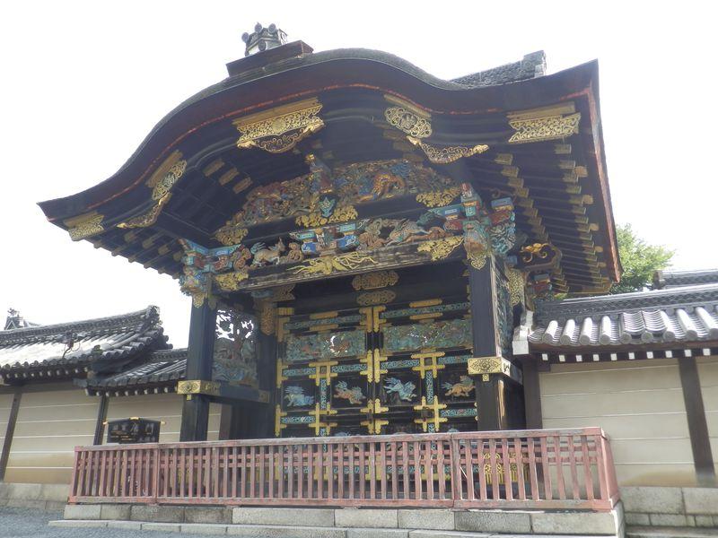 世界遺産・西本願寺での必見は建造物!豪壮で華麗な姿に圧倒 ...