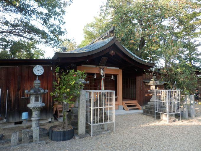 子授けと安産の神さまとして知られる楢神社