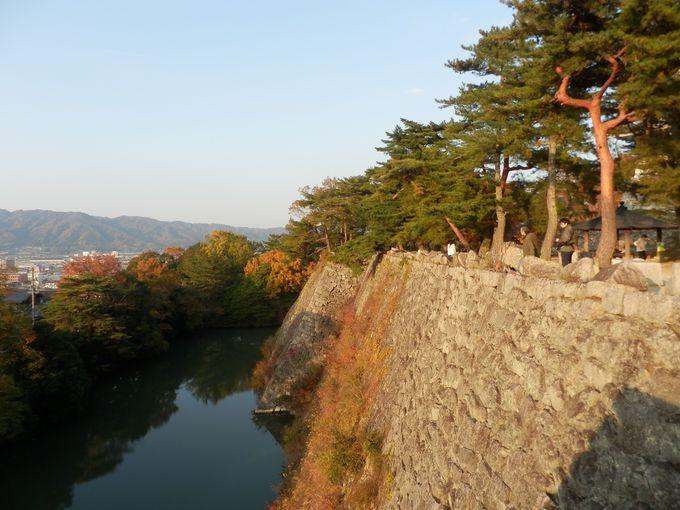 抜群の眺望!藤堂高虎ならではの築造術をいまに伝える日本一の石垣