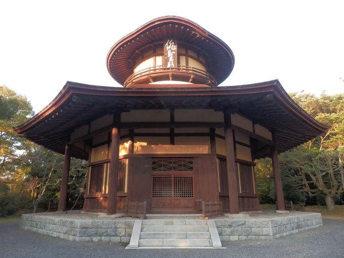 俳句といえば、この人!松尾芭蕉ゆかりの俳聖殿