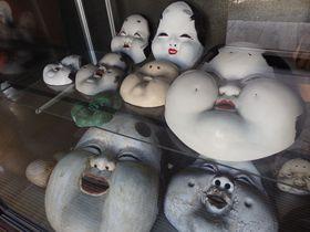 「おかめ」のお面や人形がいっぱい!京都 大報恩寺(千本釈迦堂)