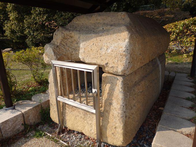 被葬者は誰?松井塚古墳出土の横口式石槨