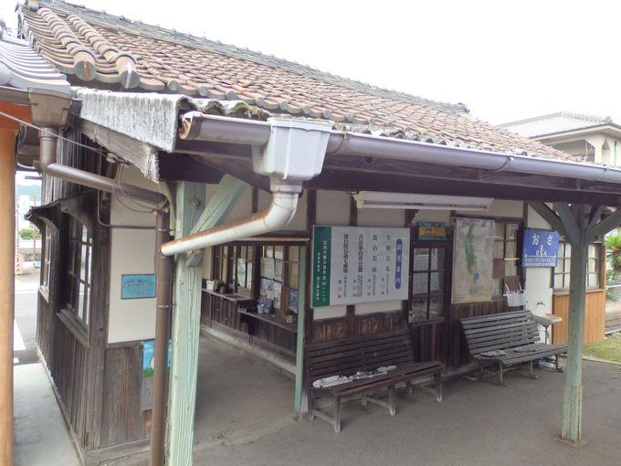 建築好きも必見!登録文化財に答申された木造駅舎・長駅